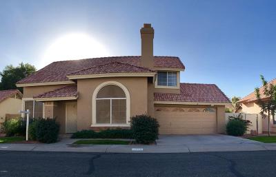 Phoenix Single Family Home For Sale: 3759 E Orchid Lane