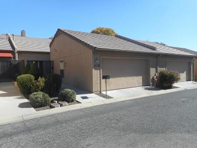 Prescott Condo/Townhouse For Sale: 2176 Clubhouse Drive