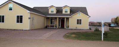 Gilbert Single Family Home For Sale: 17720 E Creosote Lane