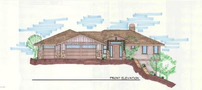 Payson Single Family Home For Sale: 617 N Grapevine Drive