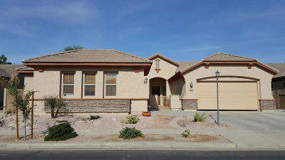 Chandler AZ Single Family Home For Sale: $499,900