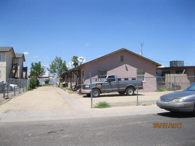Phoenix Multi Family Home For Sale: 1630 Garfield Street