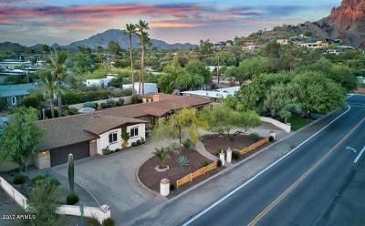 Phoenix Rental For Rent: 4316 E Stanford Drive