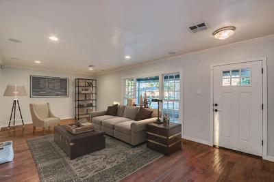 Phoenix Single Family Home For Sale: 4563 E Calle Redonda