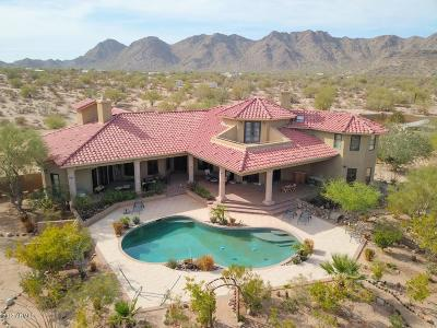 Maricopa AZ Single Family Home For Sale: $555,000