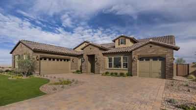 Chandler Single Family Home For Sale: 3550 E Aquarius Place