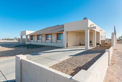 Arizona City Multi Family Home For Sale: 14006 Berwick Road