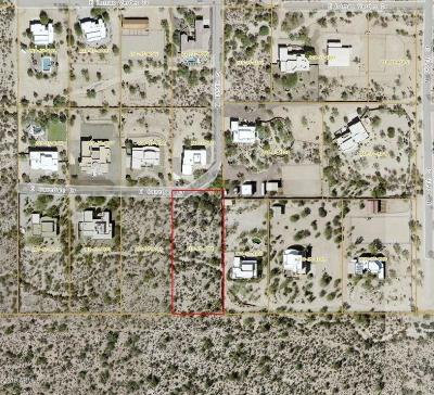 Scottsdale Residential Lots & Land For Sale: 15439 E Cavedale Drive