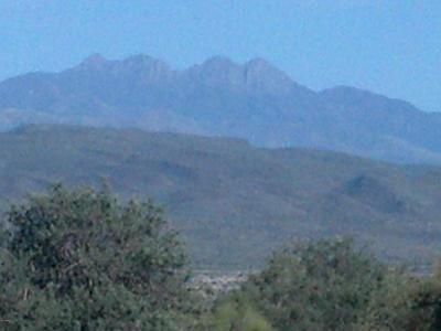 Rio Verde Residential Lots & Land UCB (Under Contract-Backups): 17220 E Whitethorn Lot A Drive