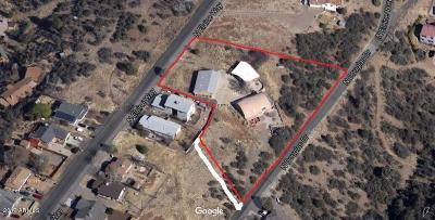 Prescott Single Family Home For Sale: 1582 N Douglas Drive