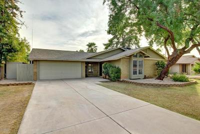 Mesa Single Family Home For Sale: 1347 W Onza Avenue