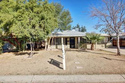 Phoenix Single Family Home For Sale: 3522 E Flower Street