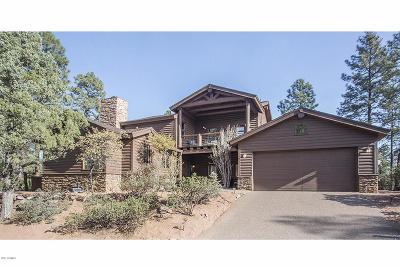 Payson Single Family Home For Sale: 2410 E Scarlet Bugler Circle
