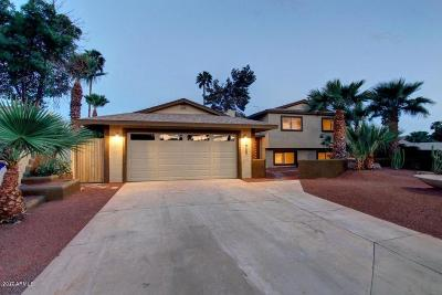 Tempe Single Family Home For Sale: 1737 E Manhatton Drive