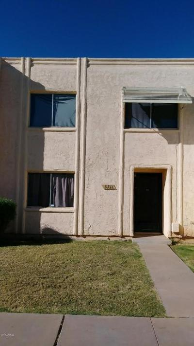 Glendale Condo/Townhouse For Sale: 5711 N 43rd Lane