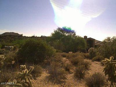 Scottsdale Residential Lots & Land For Sale: 23987 N 112th Place