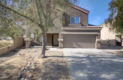 Coolidge Single Family Home For Sale: 256 S 22nd Street