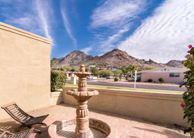 Phoenix Single Family Home For Sale: 7002 N 22nd Street