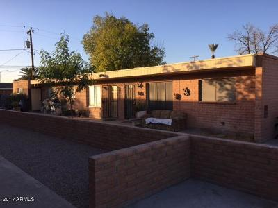 Apache Junction, Mesa Multi Family Home For Sale: 702 Mesa Drive