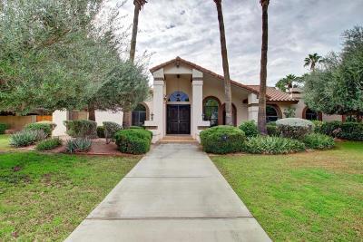 Phoenix Single Family Home For Sale: 4511 E Cholla Street