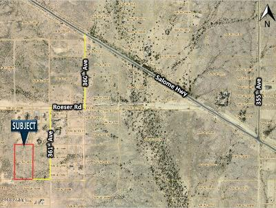 Residential Lots & Land For Sale: 5540 S 361st Drive