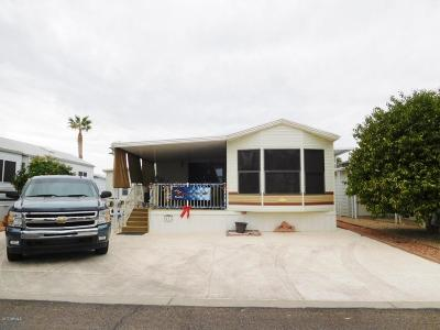Surprise Mobile/Manufactured For Sale: 17200 W Bell Road #437