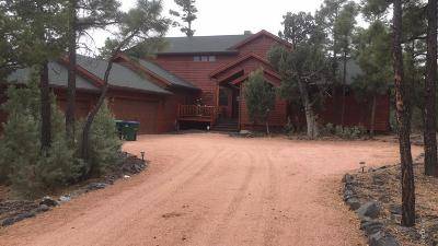 Lakeside Single Family Home For Sale: 3251 W Senna Lane