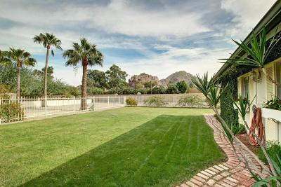 Phoenix Single Family Home For Sale: 5144 N 44th Street