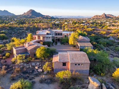 Scottsdale Single Family Home For Sale: 28901 N 114th Street