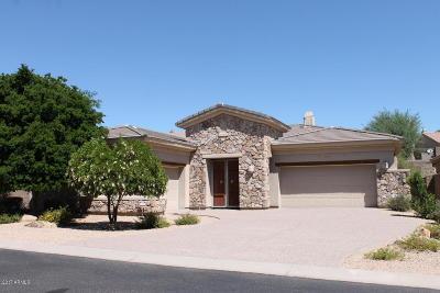 Single Family Home For Sale: 14604 E Desert Trail