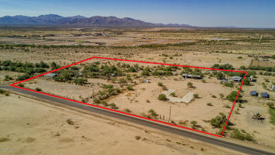 Surprise Mobile/Manufactured UCB (Under Contract-Backups): 17922 W Williams Road