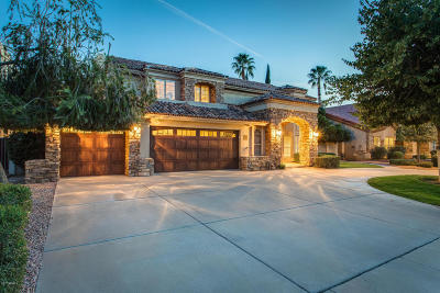 Scottsdale Single Family Home For Sale: 10245 E Cochise Drive