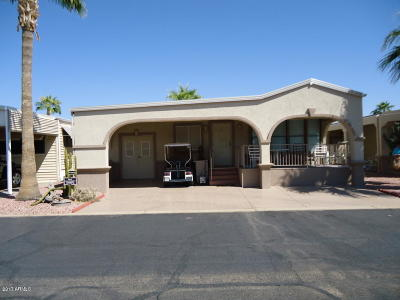 Surprise Mobile/Manufactured For Sale: 17200 W Bell Road #603