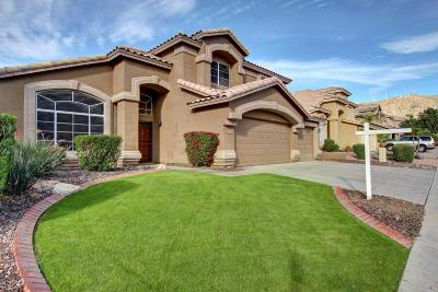 Phoenix Single Family Home For Sale: 14822 S 13th Place