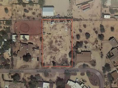 Scottsdale Residential Lots & Land For Sale: 6442 E Sunnyside Drive