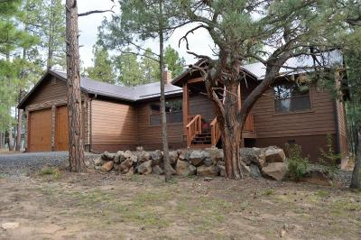 Lakeside Single Family Home For Sale: 3961 S Pioneer Lane