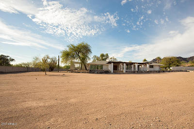 Paradise Valley Single Family Home For Sale: 6102 N Palo Cristi Road