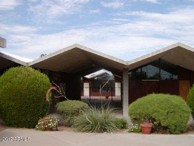 Scottsdale Commercial Lease For Lease: 3110 N Hayden Road