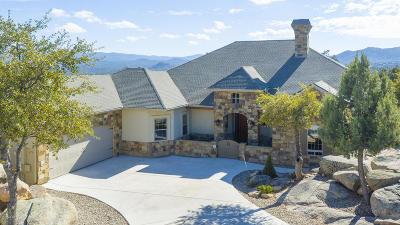 Prescott Single Family Home For Sale: 1374 Ridgewood Drive
