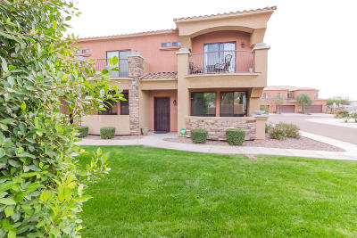 Glendale Condo/Townhouse UCB (Under Contract-Backups): 21655 N 36th Avenue #113