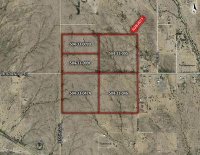 Tonopah Residential Lots & Land For Sale: 5023 S 355th Avenue