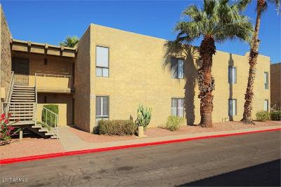 Scottsdale Condo/Townhouse For Sale: 4950 N Miller Road #122