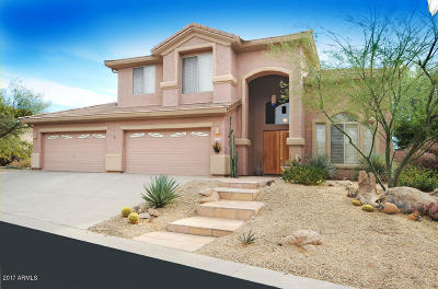 Cave Creek Single Family Home For Sale: 5323 E Forest Pleasant Place