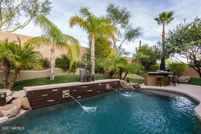 Scottsdale Single Family Home For Sale: 7726 E Calle De Las Brisas Street