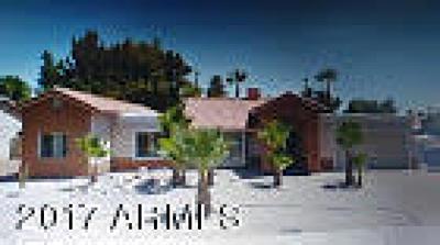 Phoenix Single Family Home For Sale: 4509 E Acoma Drive