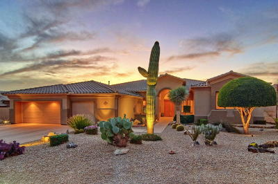 Scottsdale Single Family Home For Sale: 34506 N 99th Street