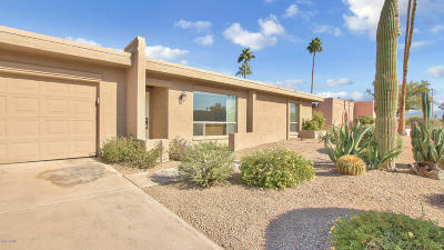 Phoenix Single Family Home For Sale: 4016 E Cannon Drive