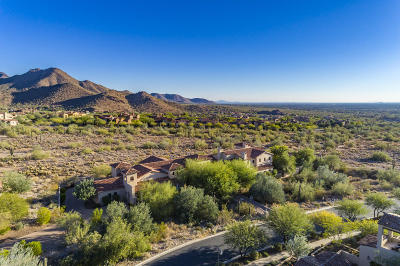 Silverleaf Single Family Home For Sale: 10211 E Chino Drive