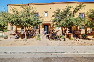 Phoenix Condo/Townhouse For Sale: 2608 E Turney Avenue #2