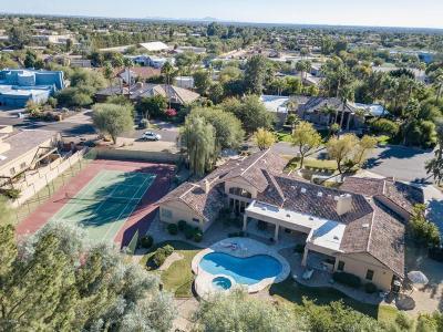 Scottsdale Single Family Home For Sale: 11290 E Cochise Drive